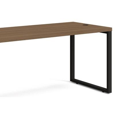 Mesa para Escritório Diretor Frame 190 cm Carvalho Munique - Kappesberg