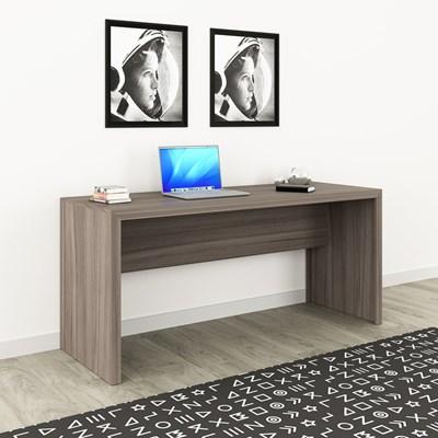 Mesa para Home Office de 163 cm de Largura ME4109 Carvalho – Tecno Mobili