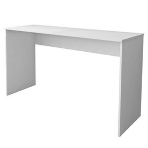 Mesa para Notebook Computador Escrivaninha 136cm Slim Branco - Mpozenato
