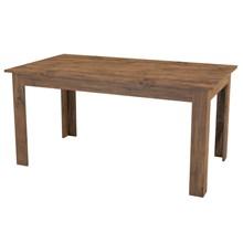 Mesa para Sala de Jantar TM21 para 4 Lugares Nogal - Dalla Costa