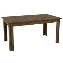 Mesa para Sala de Jantar TM22 para 6 Lugares Rústico - Dalla Costa