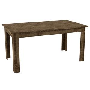 Mesa para Sala de Jantar TM23 para 8 Lugares Rústico - Dalla Costa