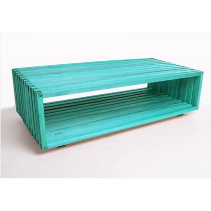 Módulo Dominoes com 90 x 22,5 Stain Azul - Mão & Formão