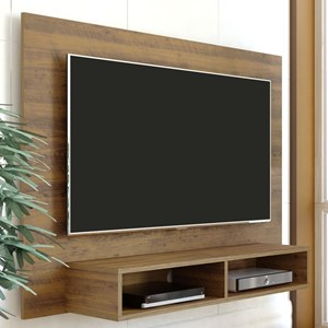 Painel Bancada Suspensa para TV até 42 Pol. Flash Pinho - Artely