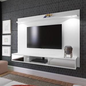 Painel Bancada Suspensa para TV até 47 Pol. Platinum Branco - Artely
