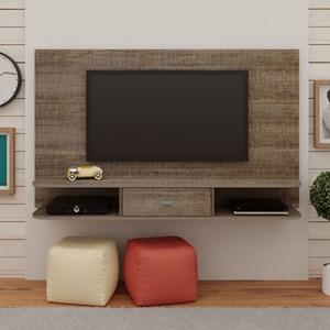 Painel Bancada Suspensa para TV até 47 Pol. Studio Canela - Artely