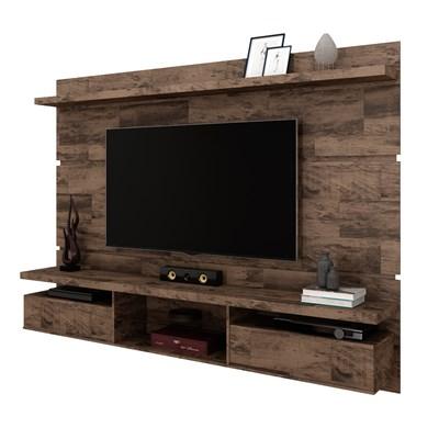 Painel Bancada Suspensa para TV até 60 Pol. 2.2 Lívia B04 Deck - Mpozenato