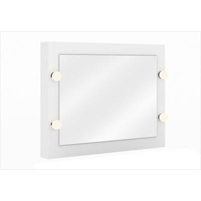 Painel Espelho Camarim PE2006 Branco - Tecno Mobili