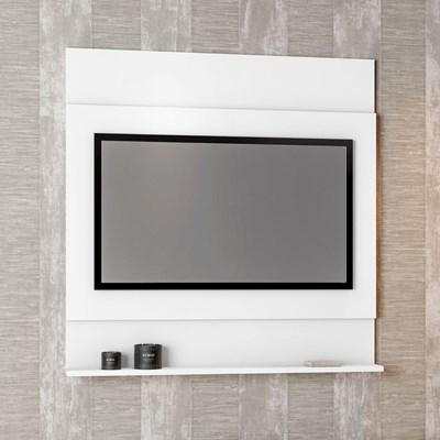 Painel para TV até 36 Polegadas Ontário PL900 Branco - Art In Móveis