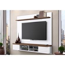 Painel Suspenso para TV até 70 Polegadas Esplendor Branco/Malte - Belaflex