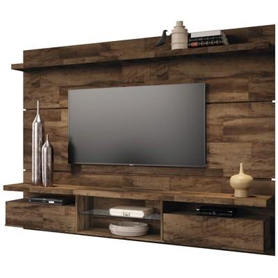 Painel TV Livin 2.2 com Mesa de Centro Lucy Deck - HB Móveis