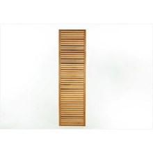 Painel Vertical Zen Estreito Jatobá - Mão e Formão