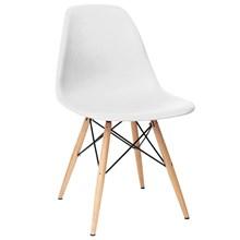 Penteadeira Camarim Atração e Cadeira Charles Branco - Albatroz