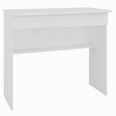 Penteadeira Escrivaninha 1 Gaveta BPE 21 Branco – BRV Móveis