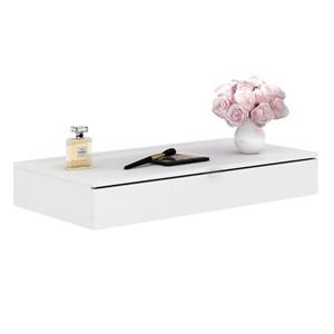 Penteadeira Suspensa PE2004 com Painel Espelho PE2006 Branco - Tecno Mobili