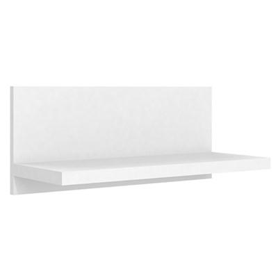 Prateleira de Parede Componível PR 001 Branco - Completa Móveis