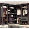 Quarto Modulado Closet Clothes 6 Módulos Espresso - BE Mobiliário