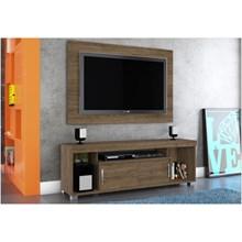 Rack Bancada com Painel Para TVs até 50 Pol. Pierre Rijo - Madetec