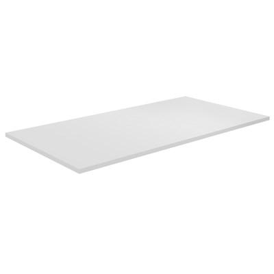 Tampo Para Balcão de Cozinha 100cm MDP Branco - AJL Móveis