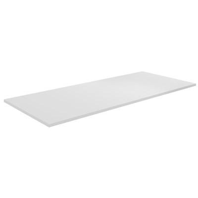 Tampo Para Balcão de Cozinha 120cm MDP Branco - AJL Móveis