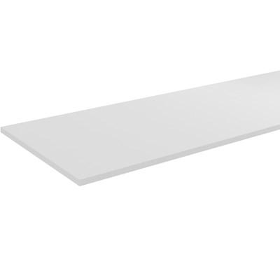 Tampo Para Balcão de Cozinha 150cm MDP Branco - AJL Móveis